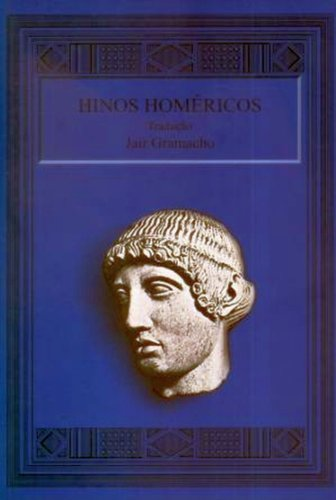 Hinos Homéricos, livro de Jair Gramacho