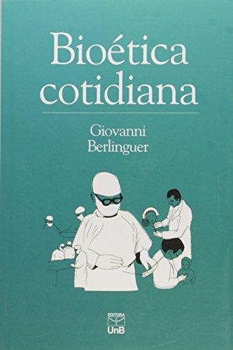Bioética Cotidiana, livro de Giovanni Berlinguer