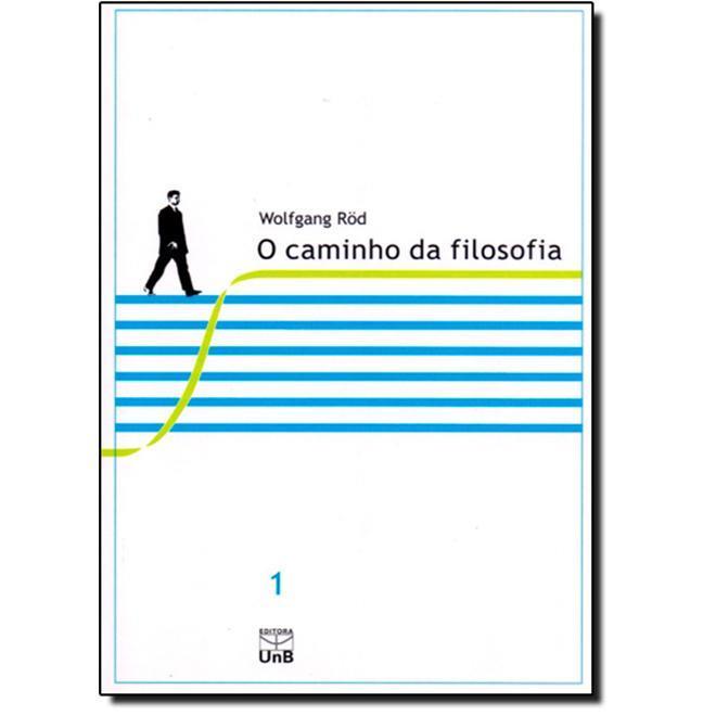 Caminho da Filosofia, O - Vol.1, livro de Wolfgang Rod