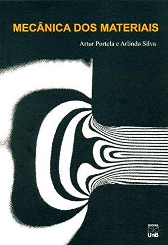 Mecanica de Materiais, livro de Artur Portela | Arlindo Silva