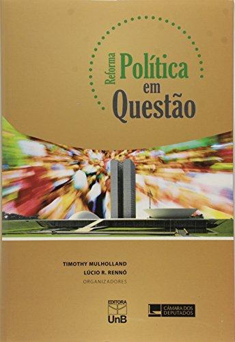 Reforma Política em Questão, livro de Timothy Mulholland
