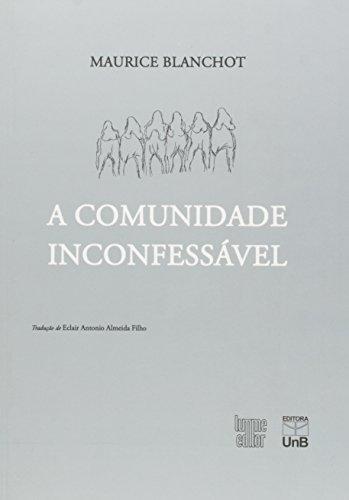 Comunidade Inconfessável, A, livro de Maurice Blanchot