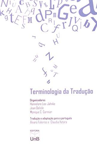 Terminologia Da Tradução, livro de Hannelore Lee-Jahnke