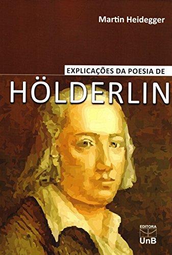Explicações da Poesia de Holderlin, livro de Martin Heidegger