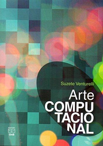Arte Computacional, livro de Suzete Venturelli