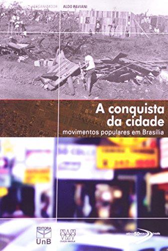 Conquista da Cidade, A, livro de Aldo Paviani