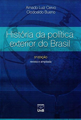 História da Política Exterior do Brasil, livro de Amado Luiz Cervo