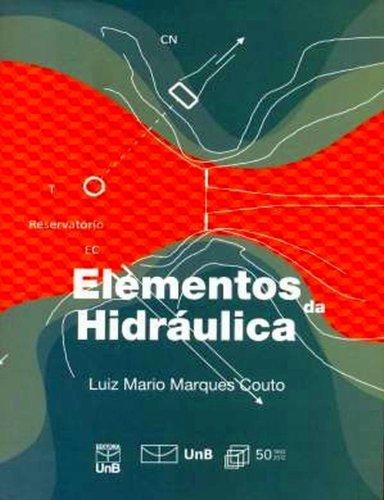 Elementos da Hidráulica, livro de Luiz Mário Marques Couto