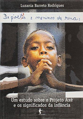 De Pivetes A Meninos De Rua, livro de Mayra Rodrigues Gomes