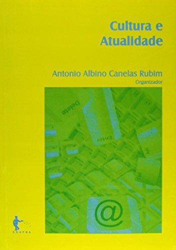Cultura E Atualidade, livro de