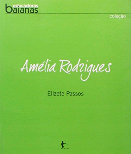 Amelia Rodrigues, livro de