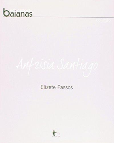 Anfrisia Santiago, livro de