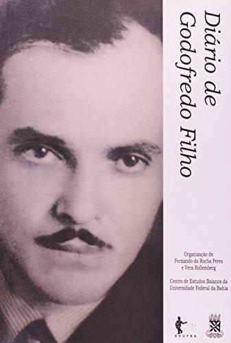 Diario De Godofredo Filho, livro de Vera Rollemberg, Fernando da Rocha Peres