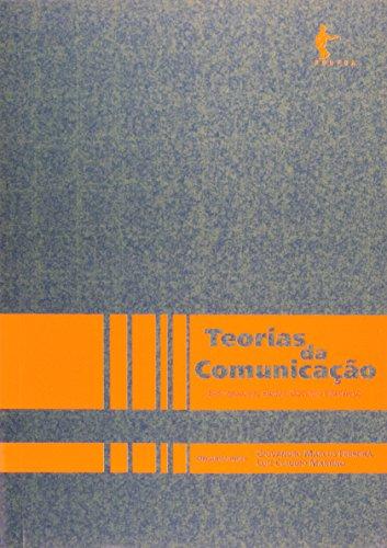 Teorias Da Comunicação. Epistemologia, Ensino, Discurso E Recepção, livro de Giovandro Marcus, Luiz Claúdio Martino Martino