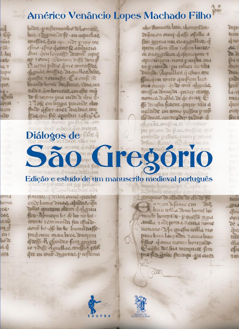 Diálogos de São Gregório, livro de Américo Venâncio Lopes Machado Filho