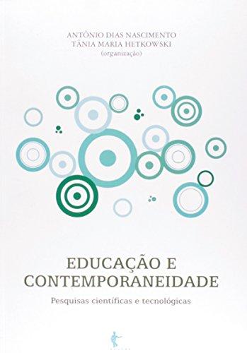 Educacao E Contemporaneidade - Pesquisas Cientificas E Tecnologicas, livro de