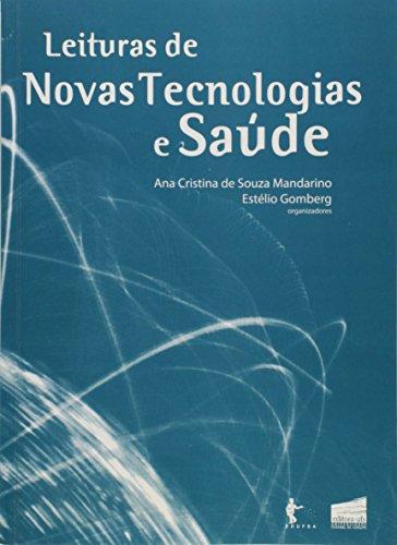 Leituras De Novas Tecnologias E Saude, livro de