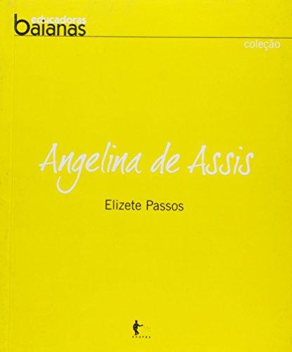 Angelina De Assis, livro de Elizete Passos