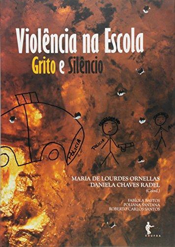 Violencia Na Escola - Grito E Silencio, livro de