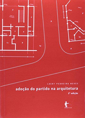 Adoção do Partido na Arquitetura, livro de Laert Pedreira Neves
