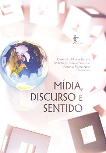 Mídia, Discurso E Sentido, livro de Giovandro Marcus Ferreira