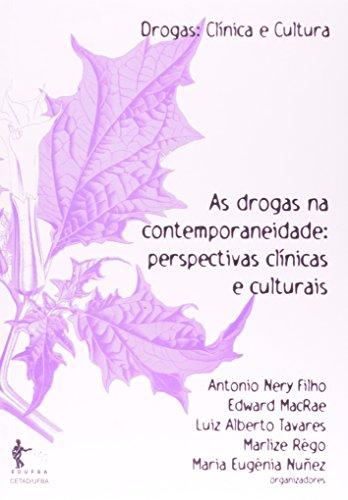 Drogas Na Contemporaneidade, As, livro de Ana Cristina Mancussi