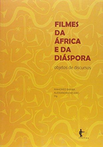 Filmes da África e da Diáspora, livro de Mahomed Bamba