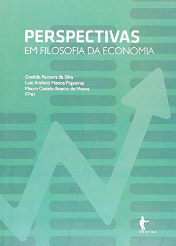 Perspectivas Em Filosofia Da Economia, livro de Genildo Ferreira da Silva