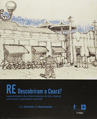 Redescobriram O Ceara?, livro de Jose Clewton Do Nascimento