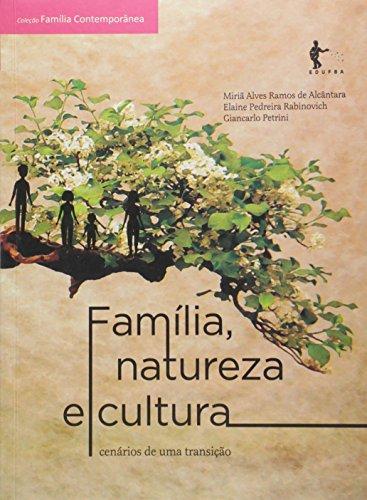 Familia  Natureza E Cultura, livro de Varios Autores