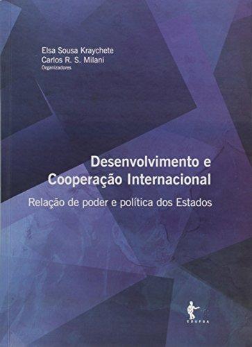 Desenvolvimento e Cooperação Internacional, livro de Elsa Sousa Kraychete