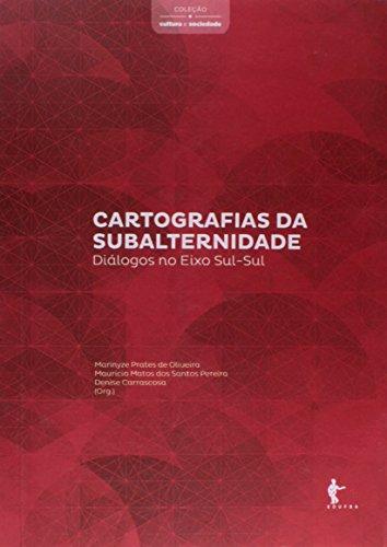 Cartografias da Subalternidade, livro de Marinyze Prates de Oliveira