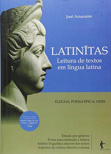 Latinitas. Leituras de Texto em Língua Latina - Volume 2, livro de José Amarante Santos Sobrinho