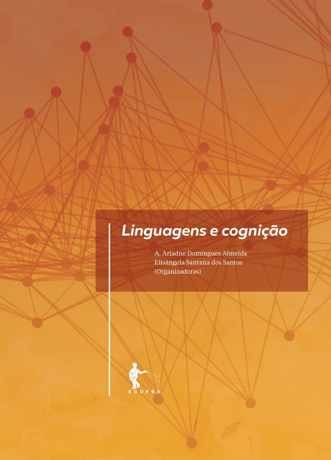 Linguagens e Cognição, livro de A. Ariadne Domingues Almeida, Elisângela Santana dos Santos