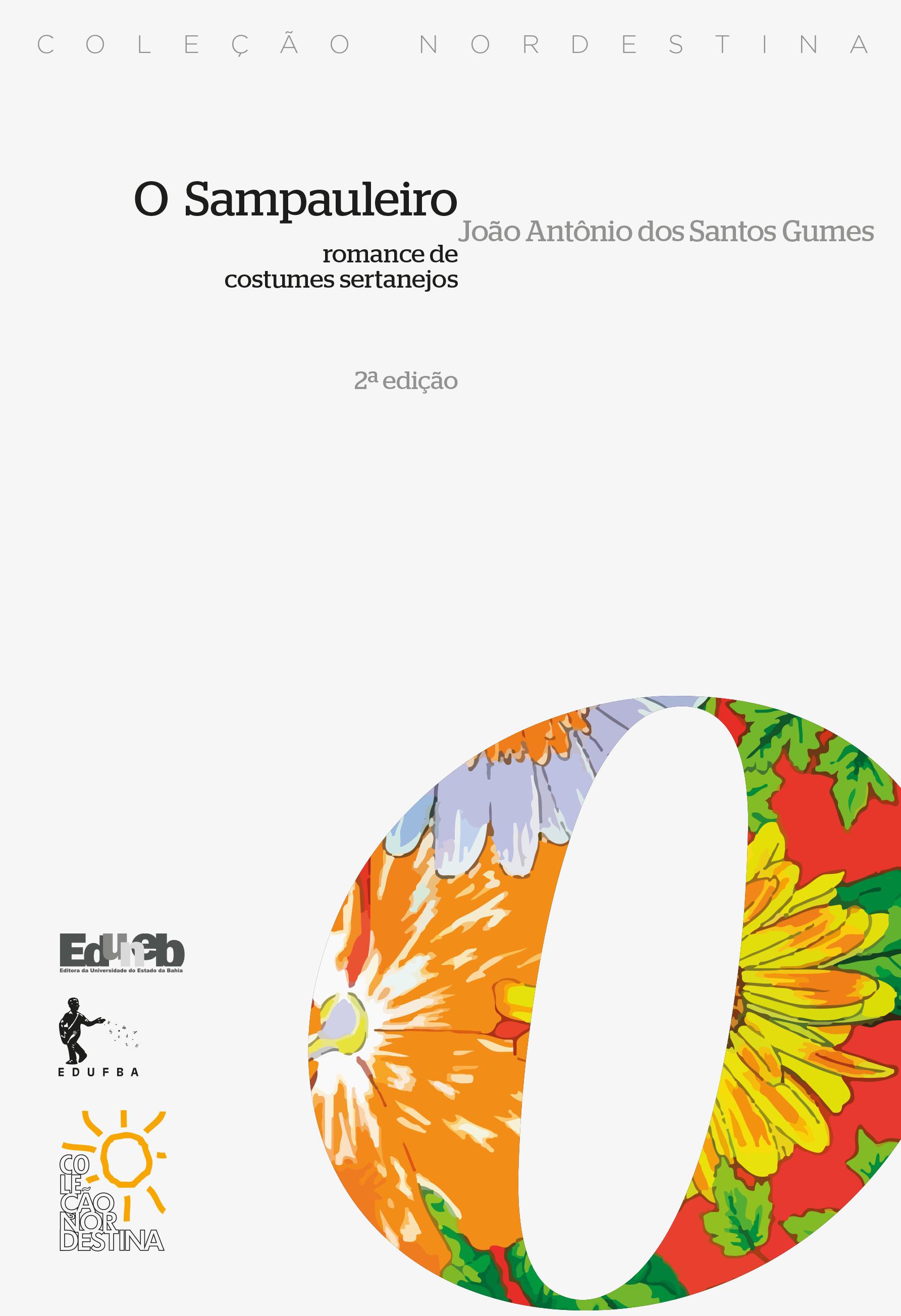 O Sampauleiro: romance de costumes sertanejos, livro de João Antônio dos Santos Gumes