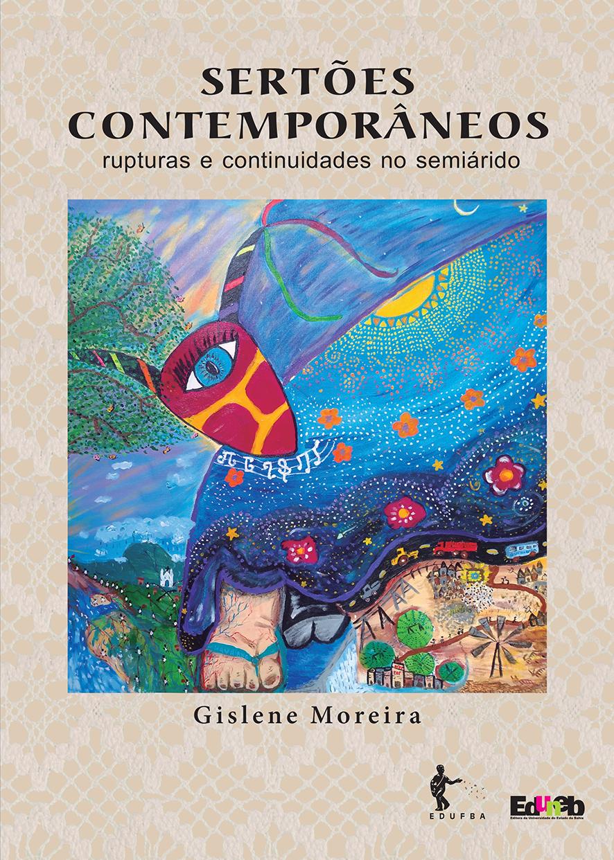 Sertões contemporâneos: rupturas e continuidades, livro de Gislene Moreira
