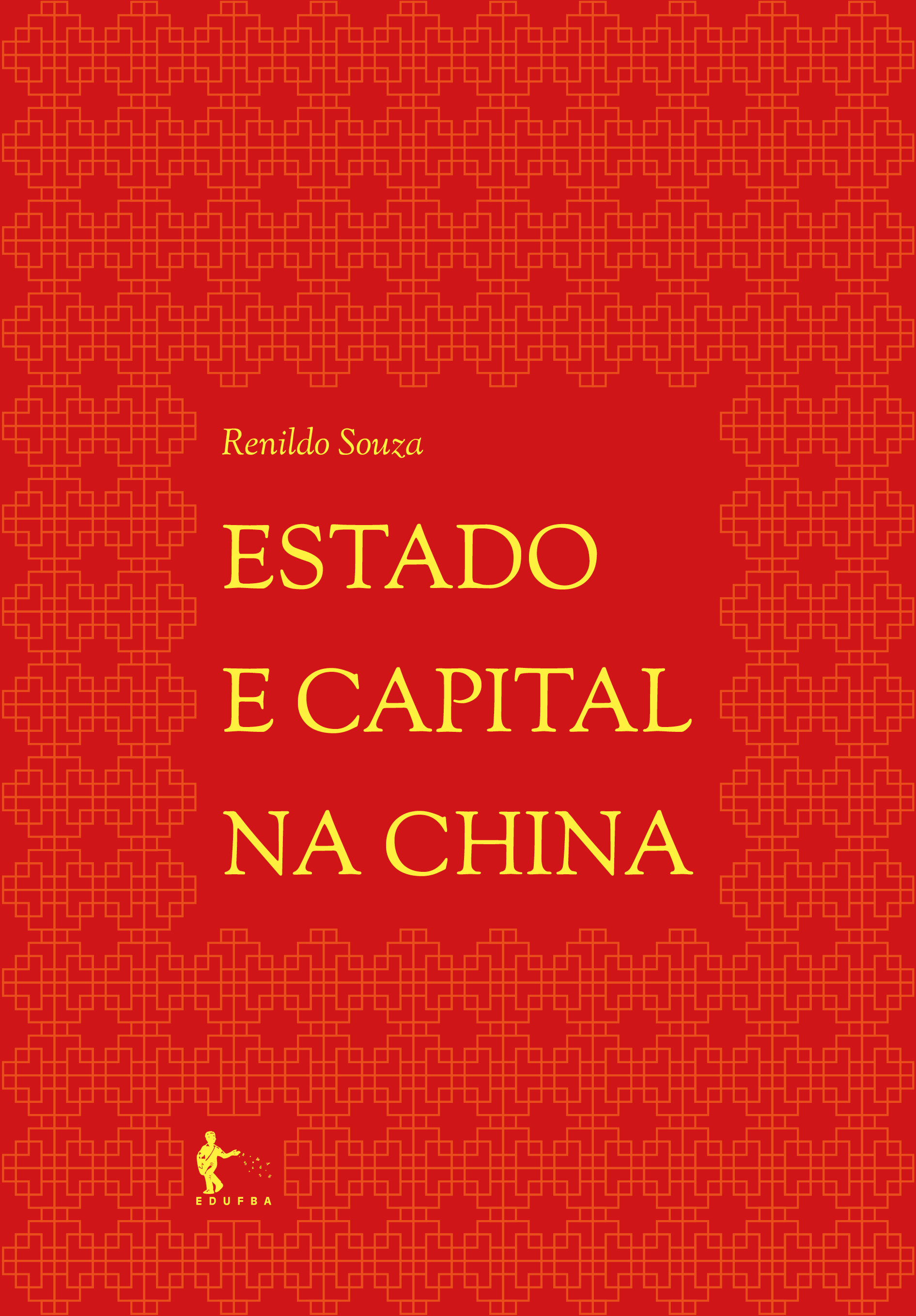 Estado e capital na China, livro de Renildo Souza