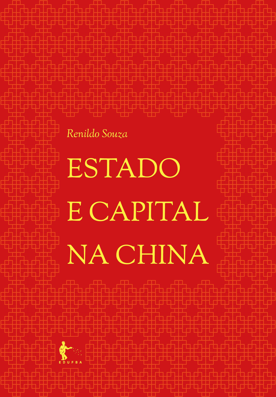 Estado e capital na China, livro de Renildo Souza