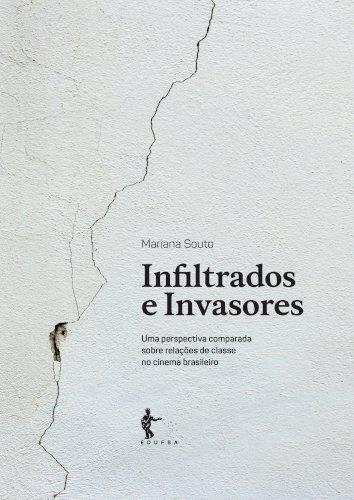 Infiltrados e invasores, livro de Mariana Souto