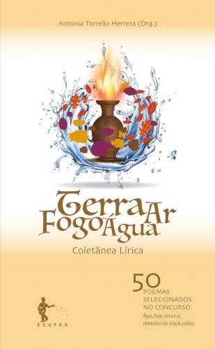Terra, Fogo, água, ar: coletânea lírica, livro de Antonia Torreão Herrera