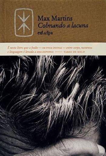 Colmando A Lacuna, livro de Max Martins