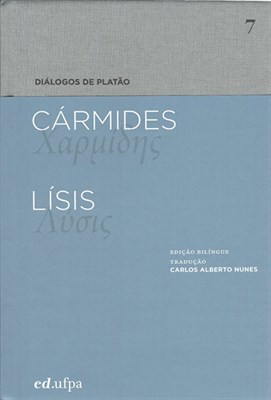 Cármides - Lísis, livro de Platão