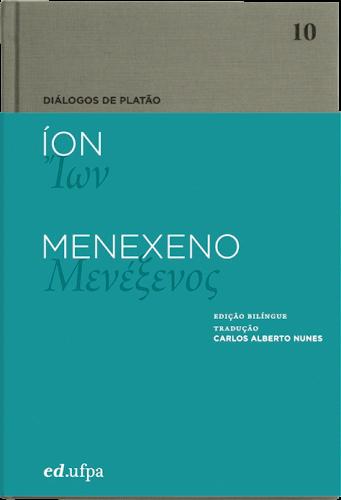Íon - Menexeno, livro de Platão