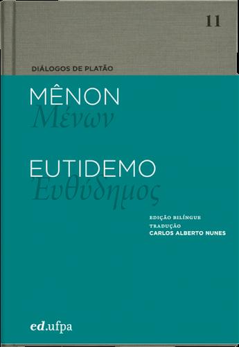 Mênon - Eutidemo, livro de Platão
