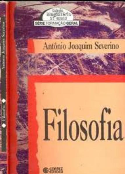 Filosofia, livro de Antonio Joaquim Severino