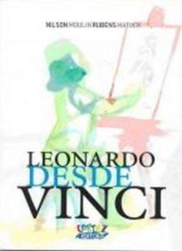 Leonardo desde Vinci, livro de MATUCK, NILSON MOULIN RUBENS