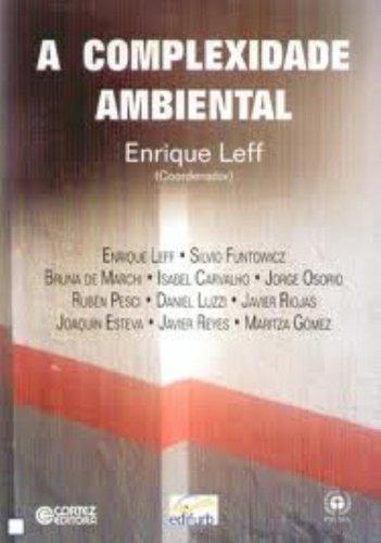 Complexidade ambiental, A, livro de Enrique Leff