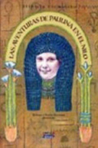 As Aventuras de Paulina no Nilo, livro de Denize Grudzien