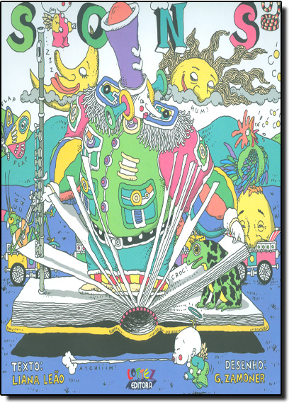 Livro dos sons, O, livro de Lucia Leao
