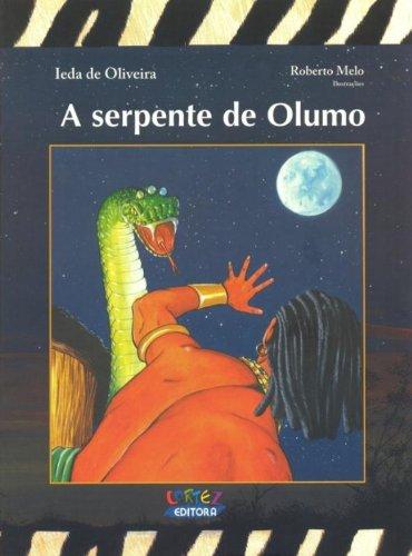 Serpente de Olumo, A, livro de Ieda de Oliveira
